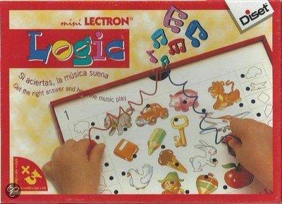 63831 Diset Mini Lectron Logic