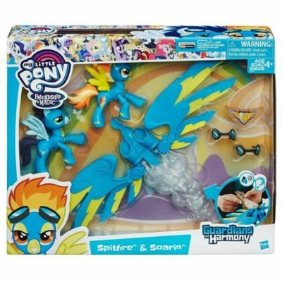 759894 Hasbro My Little Pony Spitfire En Soarin