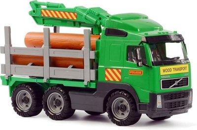 8756 Polesie Volvo Houttransportvrachtwagen