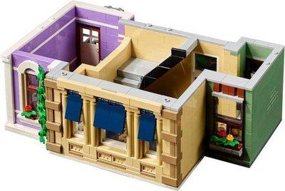 10278 LEGO Creator Expert Politiebureau