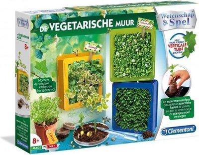 66904 Clementoni De Vegetarische Muur