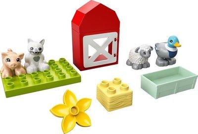 10949 LEGO DUPLO Boerderijdieren Verzorgen