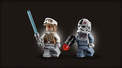 75298 LEGO Star Wars AT-AT vs Tauntaun Microfighters