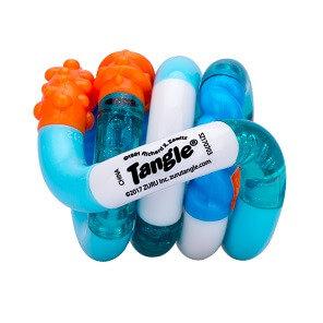 742431 ZURU Tangle Crazy Wit/blauw/oranje