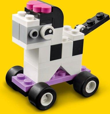 11014 LEGO Classic Stenen En Wielen