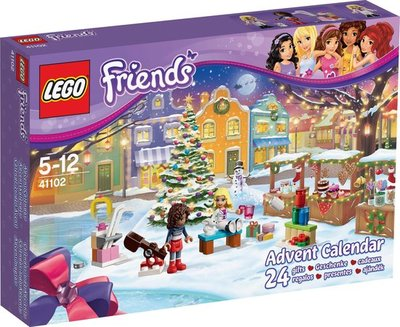 41102 LEGO Friends Adventskalender 2015