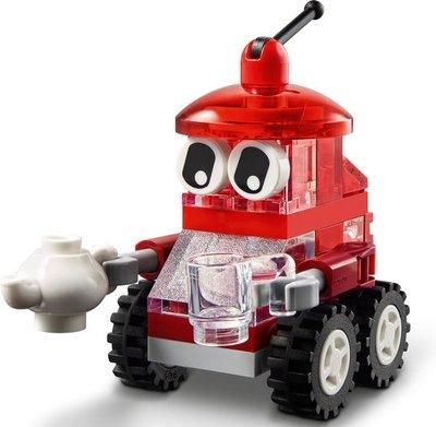 11013 LEGO Classic Creatieve Transparante Stenen
