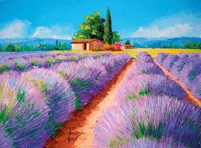 35073 Clementoni Puzzel Lavender 500 Stukjes