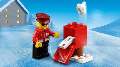 60250 LEGO City Postvliegtuig