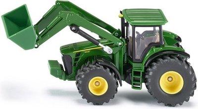 SIKU 1982 John Deere 8530 Tractor met Frontlader 1:50