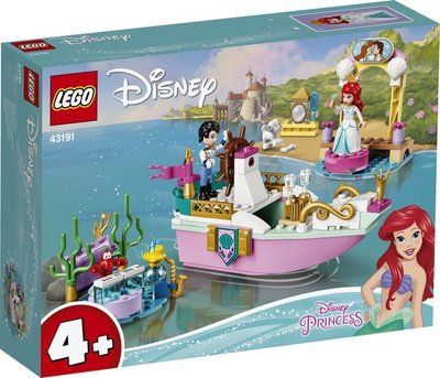43191 LEGO Disney Princess 4+ Ariels Feestboot