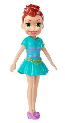 19B Mattel Polly Pocket Lila