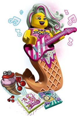 43102 LEGO VIDIYO Candy Mermaid BeatBox