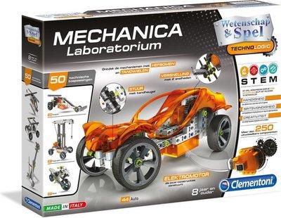 66665 Clementoni Mechanica Laboratorium