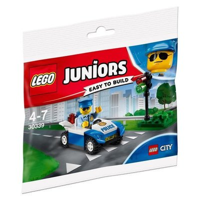 30339 LEGO City Juniors Verkeerslicht Controle