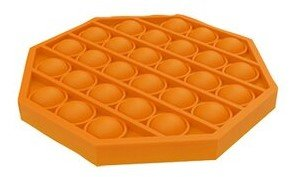 05110A  Pop-It Achthoek  Uni Oranje
