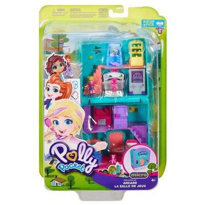 67452 Mattel Polly Pocket Pollyville Speelhal