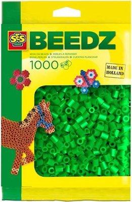 00703 SES Beedz Strijkkralen 1000 Stuks Groen