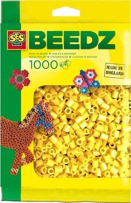 00701 SES Beedz Strijkkralen 1000 Stuks Geel