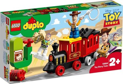 10894 LEGO DUPLO Toy Story Trein