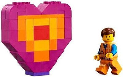 30340 LEGO The Movie 2 Emmet's 'Piece' Offering (Polybag)