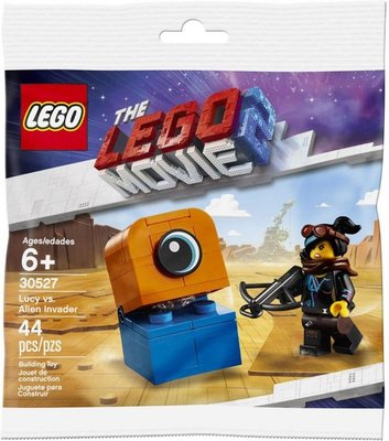30527 LEGO The Movie 2 Lucy vs Alien Invader (Polybag)