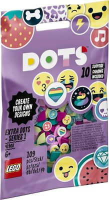 41908 LEGO DOTS Extra DOTS Serie 1 (Polybag)
