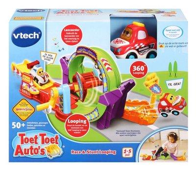 534923 VTech Toet Toet Auto's Race & Stunt Looping