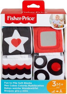57002 Fisher-Price Zachte Leerzame Blokken