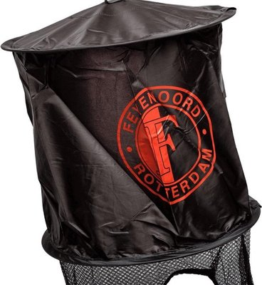 0154 Feyenoord opbergzak organizer rond zwart