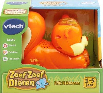 500223 VTech Zoef Zoef Dieren Erik Eekhoorn