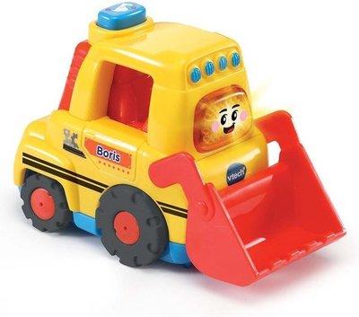 507823 VTech Toet Toet Auto's Boris Bulldozer