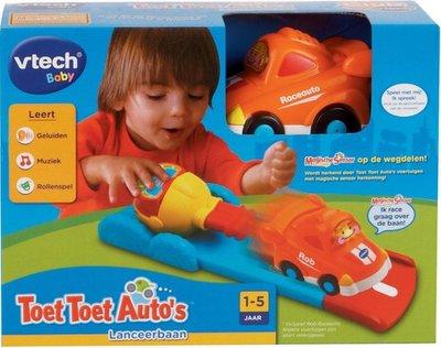 144023 VTech Toet Toet Auto's - Lanceerbaan