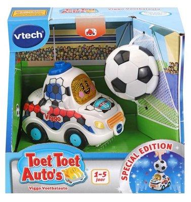 514182 VTech Toet Toet Auto's Special Edition Vigo Voetbalauto Nederland