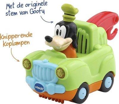 511323 VTech Toet Toet Auto's Disney Edition Goofy Takelwagen