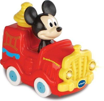 511723 VTech Toet Toet Auto's Disney Edition Mickey Brandweerwagen