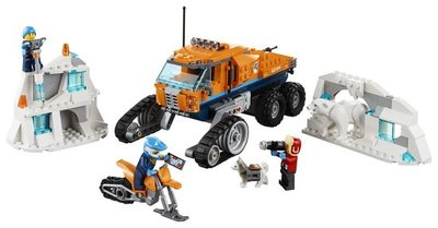 60194 LEGO City Arctic Poolonderzoekstruck