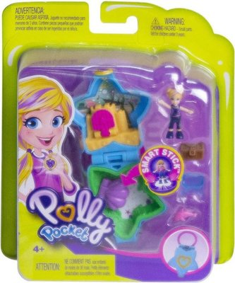 38141 Mattel Polly Pocket Tiny Pocket Places Polly's Aquarium