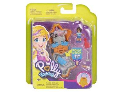 38127 Mattel Polly Pocket Tiny Pocket Places Shani's Concert
