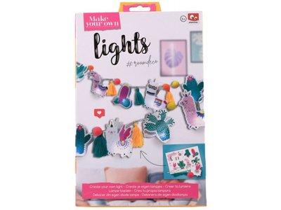 01856 Slammer Decor Light Maak Je Eigen Led Lamp 3+