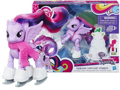 5676A My little Pony Princess Twilight Sparkle