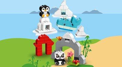 10934 LEGO DUPLO Creatieve dieren