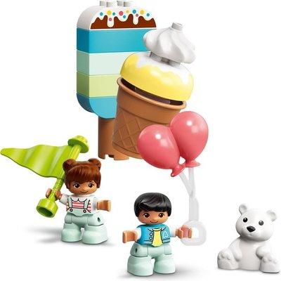 10958 LEGO DUPLO Creatief Verjaardagsfeestje