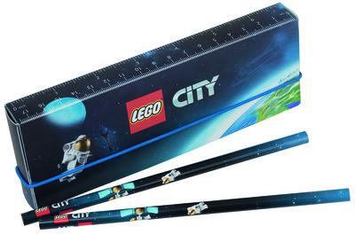 5002937 LEGO City Stationery Set