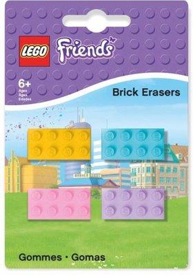 516086 LEGO Gum Bouwstenen 4 Stuks