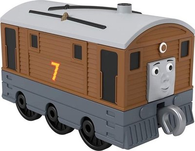 95493 Thomas TrackMaster Push Along Toby