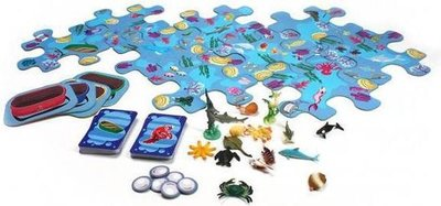 54575 TACTIC Coral Reef Bordspel