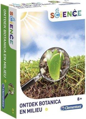 66855 Clementoni Wetenschap Planten en Milieu