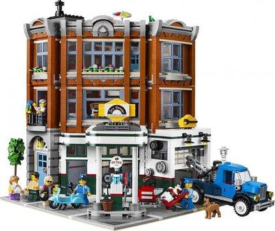 10264 LEGO Creator Expert Garage op de Hoek