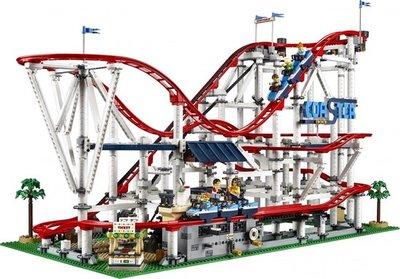 10261 LEGO Creator Expert Achtbaan
